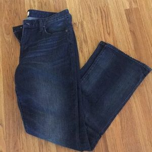 Gap Flare Jeans